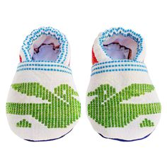 "bink & boo baby booties, ""Love Birds"" mini collection.  Use discount code PIN10 and save 10% off your order.  #babyshoes  $29.00"