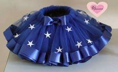 All American Tutu Baby Skirt, Baby Dress, Toddler Dress, Tutu Diy, Fashion Kids, Wonder Woman Party, Kids Frocks, Schneider, Little Girl Dresses