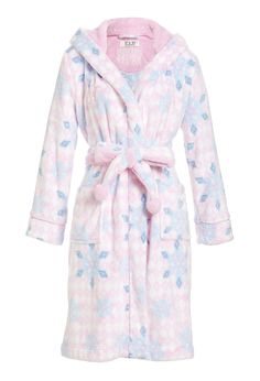 Image for Snowflake Cuddle Gown from Peter Alexander