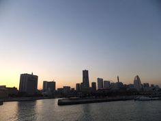 Yokohama, MinatoMirai Sunset