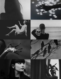 dark witches: they shrug on the darkness and are pleased with how well it fits. they relish a world suddenly monochrome. black or white. right or wrong. dark or light. they know the side they're on.