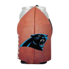Carolina Panthers NFL Can Coolie Cooler