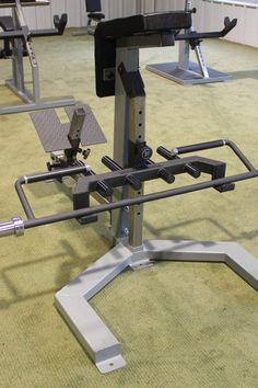 Pro Bent Over Row Bench