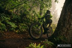 World Record Descent on Mt 7 images by Robb Thompson