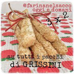 @farinanelsaccotorino SUPEROFFERTA sui pacchetti di #grissiniaffrettatevi la scorta è limitata! #ilgrissinoènatoatorino #torino #offerta #italiaintavola