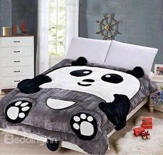 Beddinginn offers all kinds of Panda.Buy reasonable price Panda and you could save much money online. Panda Kindergarten, Kawaii, Comforter Sale, Quilt Bedding, Girls Bedroom, Bedroom Decor, Panda Decorations, Panda Nursery, Winter Bedding