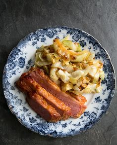 Corned Beef and Cabbage on Simply Recipes. #CAREPackageRecipes