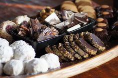 Assorted Karen's Bakery cookies