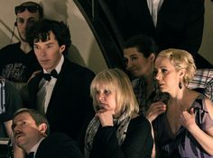 Setlock.  What ARE they looking at?