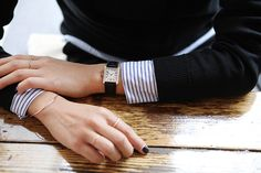Buy your tank watch CARTIER on Vestiaire Collective, the luxury consignment store online. Second-hand Tank watch CARTIER White in Steel available. Cartier Tank Solo, Cartier Watches Women, Watches For Men, Ladies Watches, Women's Watches, Watches Online, Luxury Watches, Fashion Watches, Cartier Santos