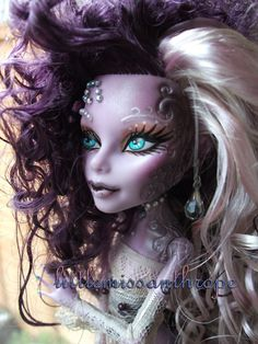 monster high custom | Tumblr - jewels and tattoos