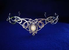 This circlet is beautiful.  It's called a silvermoon circlet.  Its one of those pieces of jewelry that you dream about owning but for 280 dollars, I think I'll have to pass this time.