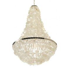 Found It At Wayfair Manor 3 Light Capiz Seas Chandelier Nn S Lamp