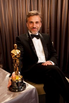 Christoph Waltz@ The 82nd Annual Academy Awards
