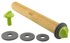 Adjustable Rolling Pin by Damian Evans