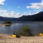 Kayaking Murtle Lake in Wells Gray Provincial Park, BC - sounds incredible.
