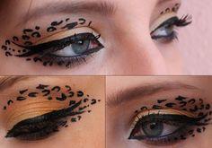 Classic Leopard/panter REDO! by FloralPainting on deviantART