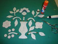 Glue stick method part 2