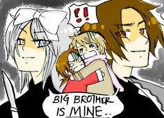 Big Brother is MINE... by IDASWANZ.deviantart.com on @deviantART Belarus and South Korea are a little too obsessed