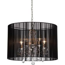 View the Artcraft Lighting AC381 5 Light Chandelier from the Claremont Collection at Build.com.