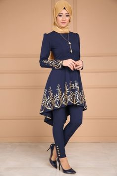 Muslim Women Fashion, Islamic Fashion, Modest Fashion, Hijab Fashion, Fashion Outfits, Mode Abaya, Mode Hijab, Hijab Style, Hijab Chic
