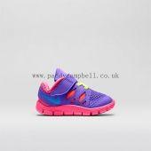 Good Girls Nike Free 5.0 Hyper Grape/Hyper Pink/Volt/Photo Blue Atmosphere