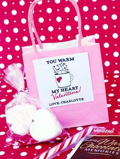 DIY Valentine Cards, Gift Tags, Banners and Treat Bags For Kids : Home Improvement : DIY Network