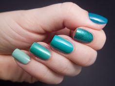 Ombré Nails Wave inspiration