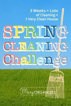 We are going to deep clean the entire house in about 3 weeks. I think CHALLENGE is definitely the right word for this 3 week blitz! Even if it is hard, it will be soooo worth it. Imagine getting a fresh start with a clean house?! Doesn't that sound amazing? I think so … let's do it.