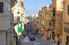 Malta, Valettastreet