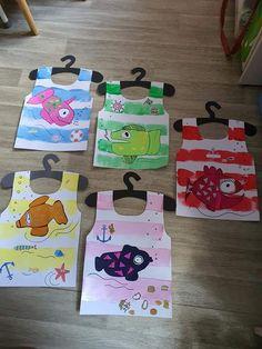 Hand Crafts For Kids, Summer Crafts For Kids, Diy Arts And Crafts, Summer Art, Summer Kids, Fun Crafts, Art For Kids, Chinese Crafts, Art Lessons Elementary