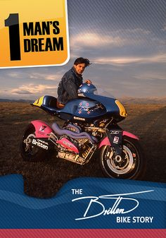 In 1992 the Britten V1000 won the Dutch round of the Battle of The Twins, and in 1994 the Daytona round. In between those victories, the V1000 smashed four motorcycle world speed records: the standing start quarter mile, mile and kilometre, and the flying mile at 302kph. Tragically, just as the motorsport world realised there was a giant-killer on the scene, John Britten succumbed to cancer. He died in 1995