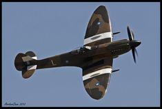 Spitfire MK XIV by AirshowDave on DeviantArt