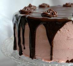 My Life And Good Times: Chocolate Raspberry Cake