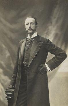 Portrait de Henri Moser. Exposition universelle de 1900.