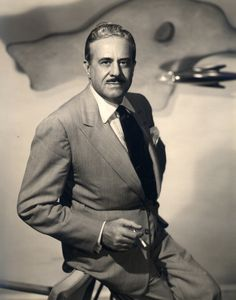 """According to daughter Laurence Loewy, the stylish and talented designer liked """"a stiff drink, a good smoke, and a hearty laugh."""" Photo 2 of 10 in Design Icon: 8 Works by Raymond Loewy. Browse inspirational photos of modern homes. Raymond Loewy, Massimo Vignelli, Milton Glaser, Bp Logo, Portraits, Art Graphique, Air Force Ones, Showcase Design, Icon Design"""