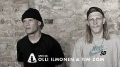 Spot On - Tim Zom & Olli Ilmonen - http://DAILYSKATETUBE.COM/spot-on-tim-zom-olli-ilmonen/ - http://www.youtube.com/watch?v=7nL3VPg9PGA&feature=youtube_gdata  Those two guys, six lights and one camera locked in for 24 hours. The result is this Finnish-Dutch double feature. Spot On for Oli Ilmonen and Tim Zom. Filmed & edited by Sebastian Vellrath. - Ilmonen, Olli, spot