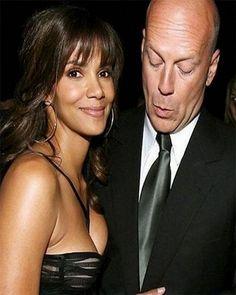 Bruce Willis dan Halle Berry