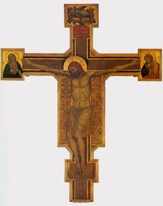 Crucifixion - Giotto, 1315