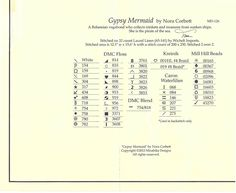 MD 126_Gipsy Mermaid_6/7