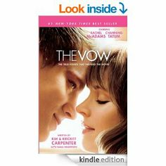 """The Vow: The True Events that Inspired the Movie by Kim Carpenter, Krickitt Carpenter  """"Inspired by"""" definitely - the movie added family and ex-boyfriend drama that didn't really happen. But it was an amazing story of how they got through extremely difficult circumstances."""