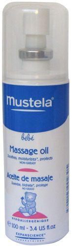 Mustela Massage Oil 100Ml - Amcal Chempro Online Chemist Baby Massage, Massage Oil, Personal Care, Massage, Personal Hygiene