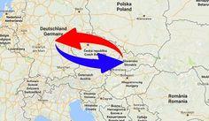 Transport Germany to Slovakia. Shipping from Slovakia to Germany.