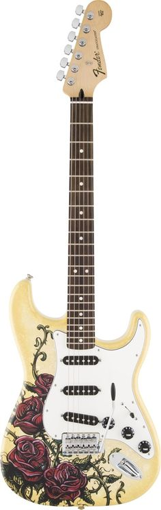 Fender Special Edition David Lozeau Art Stratocaster