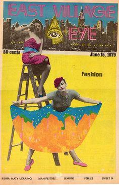 East Village Eye 1979