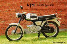 KTM Comet 50 Super 1969
