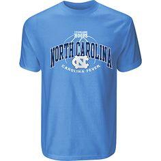 Step Ahead North Carolina Tar Heels Men's The Chant T-Shirt