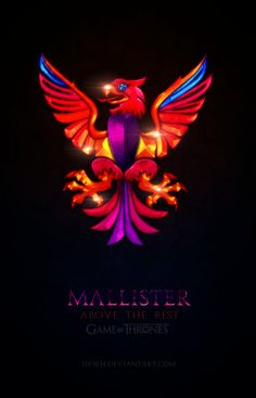 Game of Thrones Icon Mallister by jjfwh.deviantart.com on @deviantART