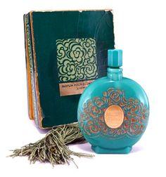 180: 1930 A. Jollivet - Lionceau Perfume Bottle