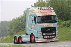 Chique Volvo FH 540 tandemasser